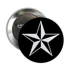 "Nautical Star 2.25"" Button"