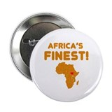 "South Sudan map Of africa Designs 2.25"" Button"
