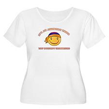 Armenian Smiley Designs T-Shirt
