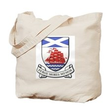 Funny Scottish society Tote Bag