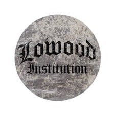 """Lowood Institution 3.5"""" Button"""