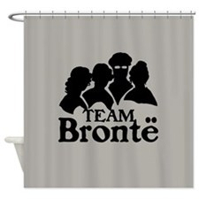 Team Bronte Shower Curtain