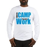 camping Long Sleeve T-Shirt