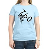 760 with palms T-Shirt