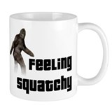 Feeling Squatchy Small Mug