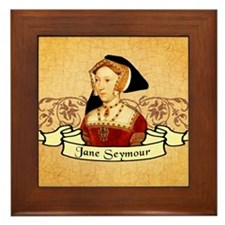 Jane Seymour Framed Tile