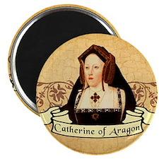 Catherine Of Aragon Magnet