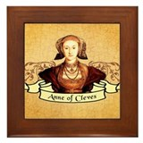 anne-of-cleves-2_b.jpg Framed Tile