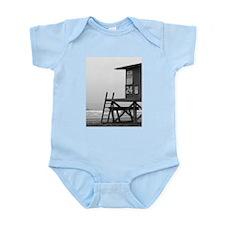 Lifeguard Tower 24 Infant Bodysuit