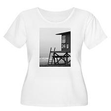Lifeguard Tower 24 T-Shirt