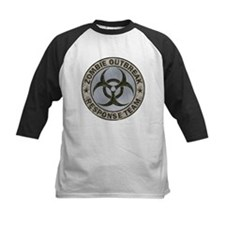 Zombie Response Team Color Tee