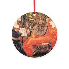 Laus Veneris Ornament (Round)