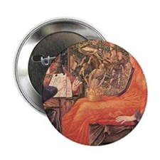"Laus Veneris 2.25"" Button"