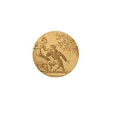 Regency Romance Mini Button