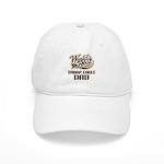 Sharp Eagle Dog Dad Cap