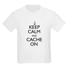 Keep Calm and Cache On T-Shirt