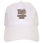 Shibos Dog Dad Cap