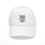 Shiffon Dog Dad Cap