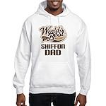 Shiffon Dog Dad Hooded Sweatshirt
