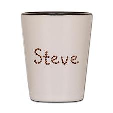 Steve Coffee Beans Shot Glass