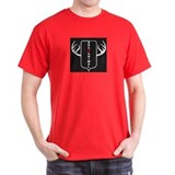 Shazanimal Logo with Red Bolt T-Shirt