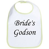 Bride's Godson. Bib