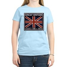 ISDT 100 Team GB Union Jack T-Shirt