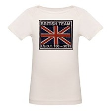 British Team ISDT badge replica 2013 Tee