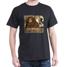 Redwood Grumpy Grizzly T-Shirt