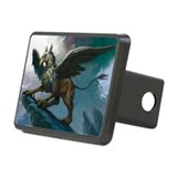 griffin wear Rectangular Hitch Cover