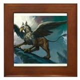 griffin wear Framed Tile