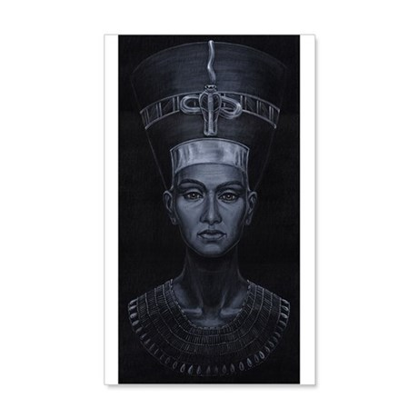Nefertiti 35x21 Wall Decal