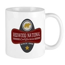 Redwood Natural Marquis Mug