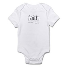 faith Onesie