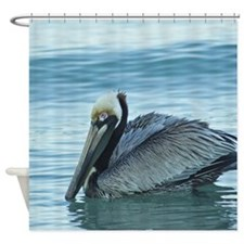 Cute Beaches ocean Shower Curtain