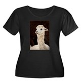 Silver llama womens Plus Size