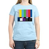 SMPTE Standard Definition Television Color Bars EG