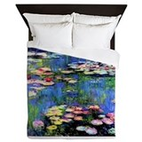 Cute Water Queen Duvet