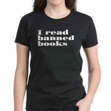 I Read Banned Books Tee