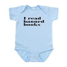 I Read Banned Books Infant Bodysuit