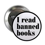 "I Read Banned Books 2.25"" Button (10 pack)"