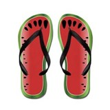 Watermelon Flip Flops