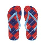 Patriot Holiday Flip Flops
