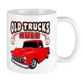 Old Trucks Rule 1 Mug