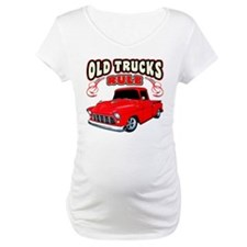 Old Trucks Rule 1 Shirt