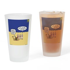 Wisemen GPS Drinking Glass