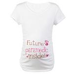 Future Paramedic Inside Maternity T-Shirt