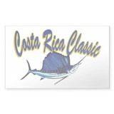 Costa Rica Classic Decal