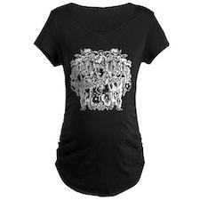 Memento Mori Collage T-Shirt