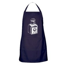 Poison Bottle Apron (dark)